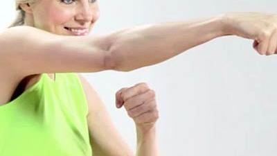 Arms and Core: Pilates Boxing