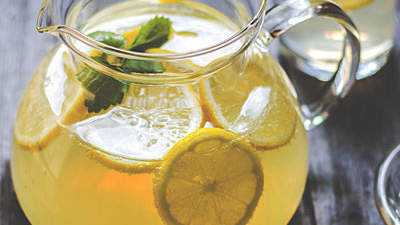 The Master Cleanse/lemonade diet