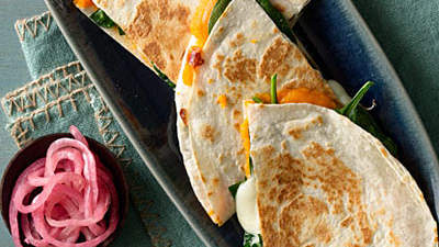 Classic: Cheese Quesadilla