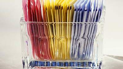 Consuming artificial sweeteners