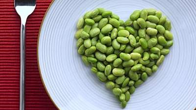 Beans are good for your heart