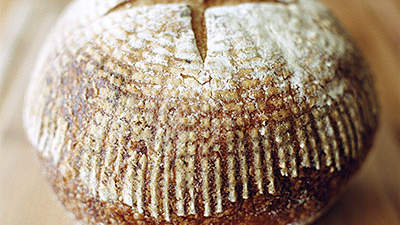 Switch to sourdough or whole-wheat