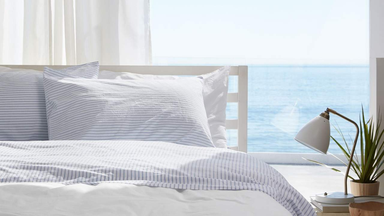 Choose percale over sateen.