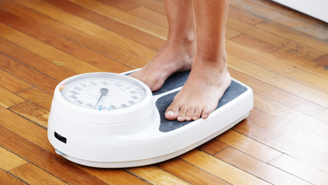 Overestimating weight-loss rate