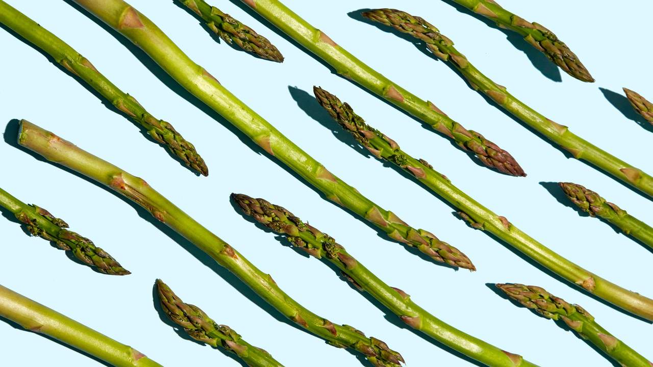 gout-diet-night-out-asparagus