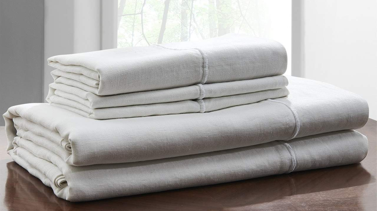 pure linen bedding sheets