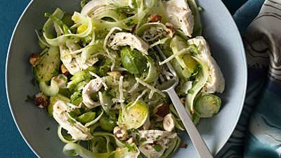 Healthy Dinner Recipes Chicken Brussel Sprouts