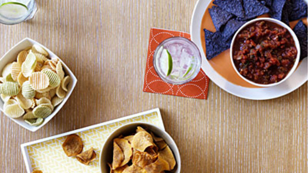The Best Super Bowl Chips and Dip