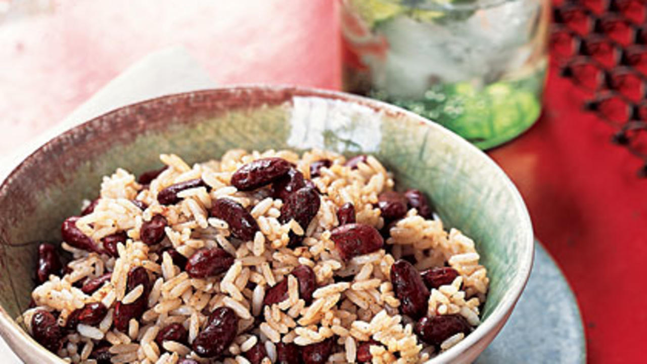 Caribbean Food Recipes Rice And Peas
