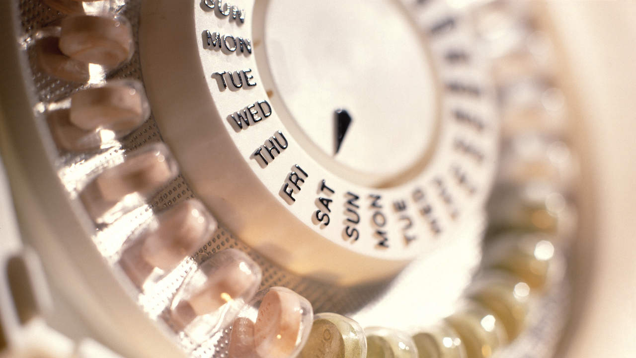 Myth: Birth control pills need to  clear  from your system before you can get pregnant