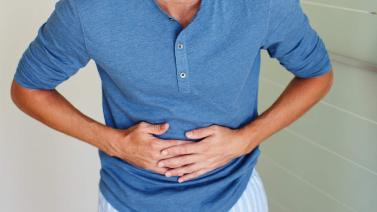 The flu includes gastrointestinal symptoms