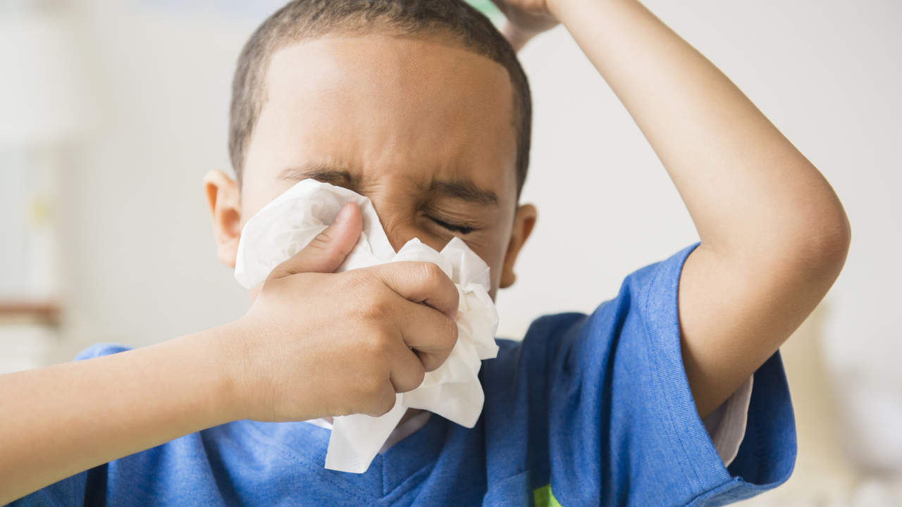 Young, healthy people don't need to worry about the flu