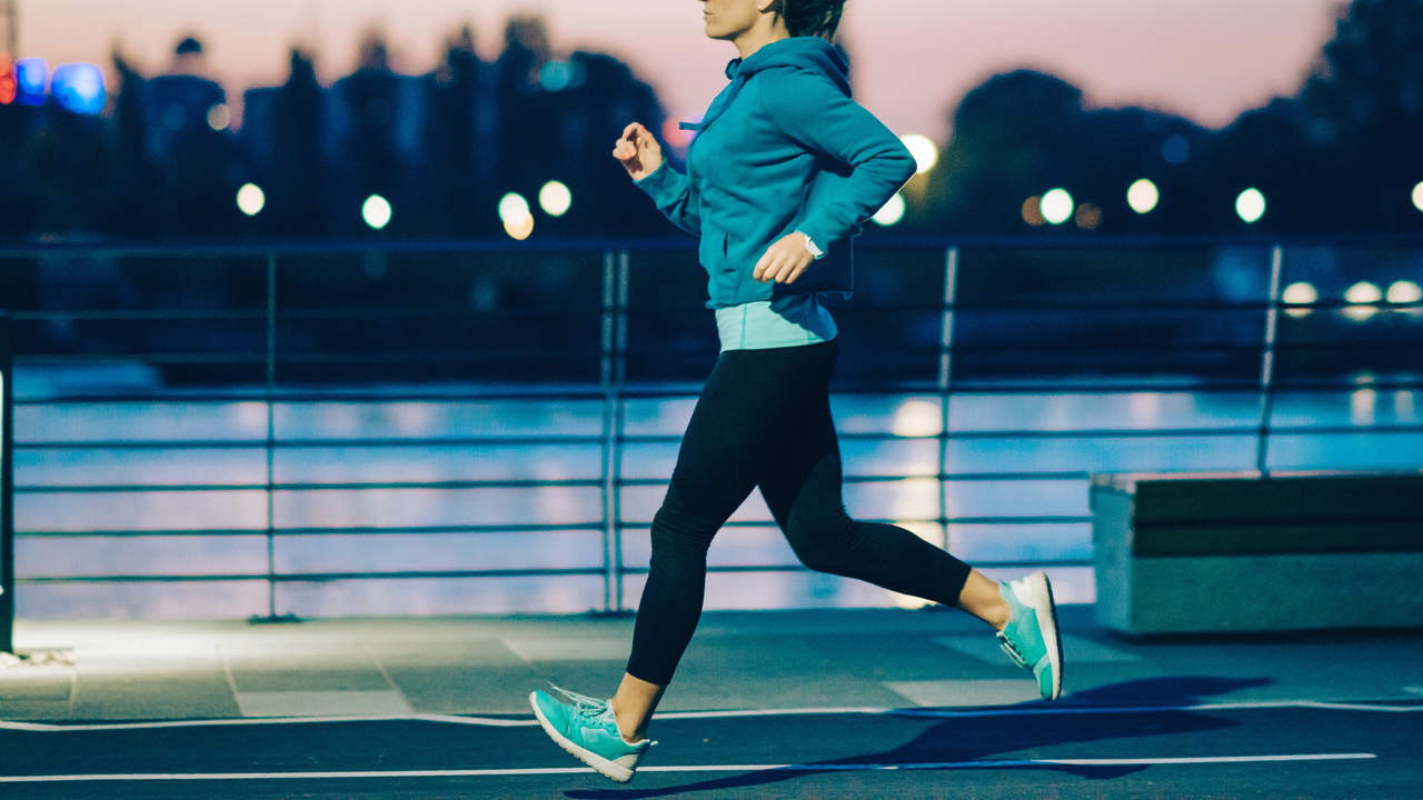 The best reflective running gear