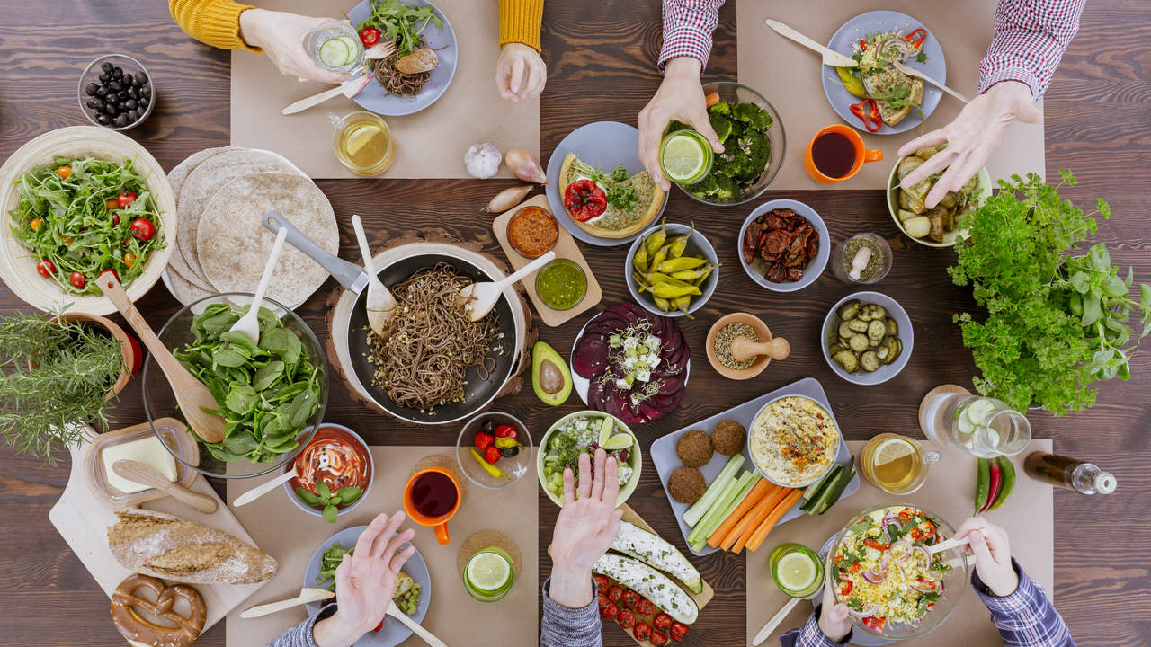 Easy diets to follow at home