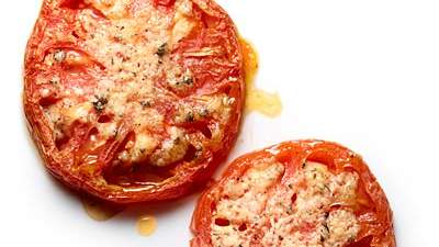 herb-parmesan-roasted-tomatoes