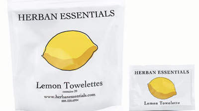lemon-towelettes