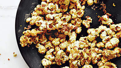 Maple and Bacon Popcorn