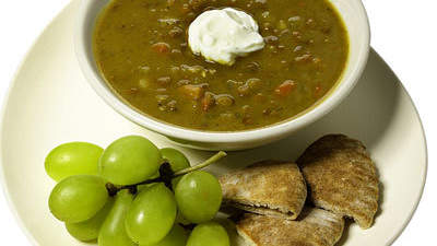 curried-lentil-soup-pita