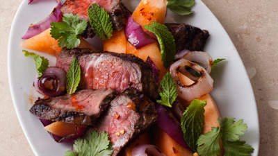 melon-steak-smoked-paprika