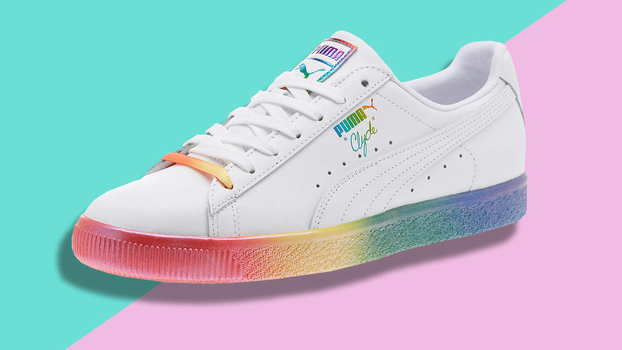 buy online b5dd8 71f5f Celebrate Pride Month With These Limited-Edition Rainbow ...