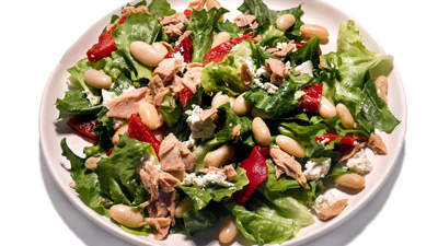 tuna-bean-salad
