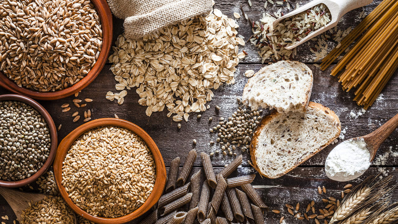 Fuel Up with Whole Grains