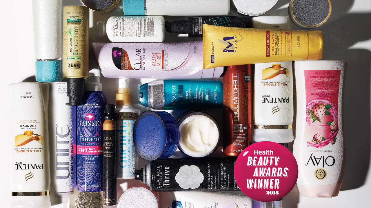 beauty awards best hair products