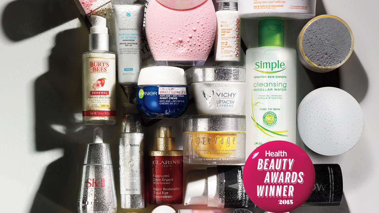 beauty awards skin care