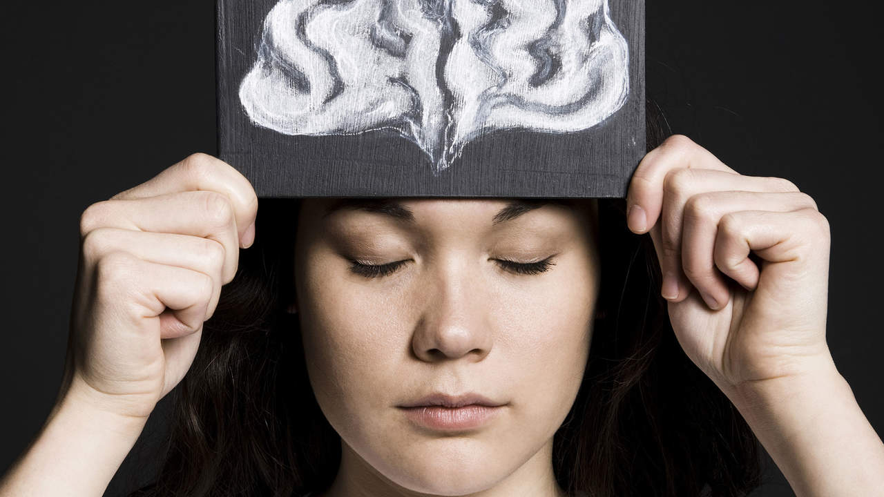 Your brain is wired differently