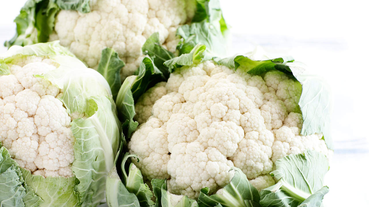 Good: Cauliflower, kale, broccoli, bok choy