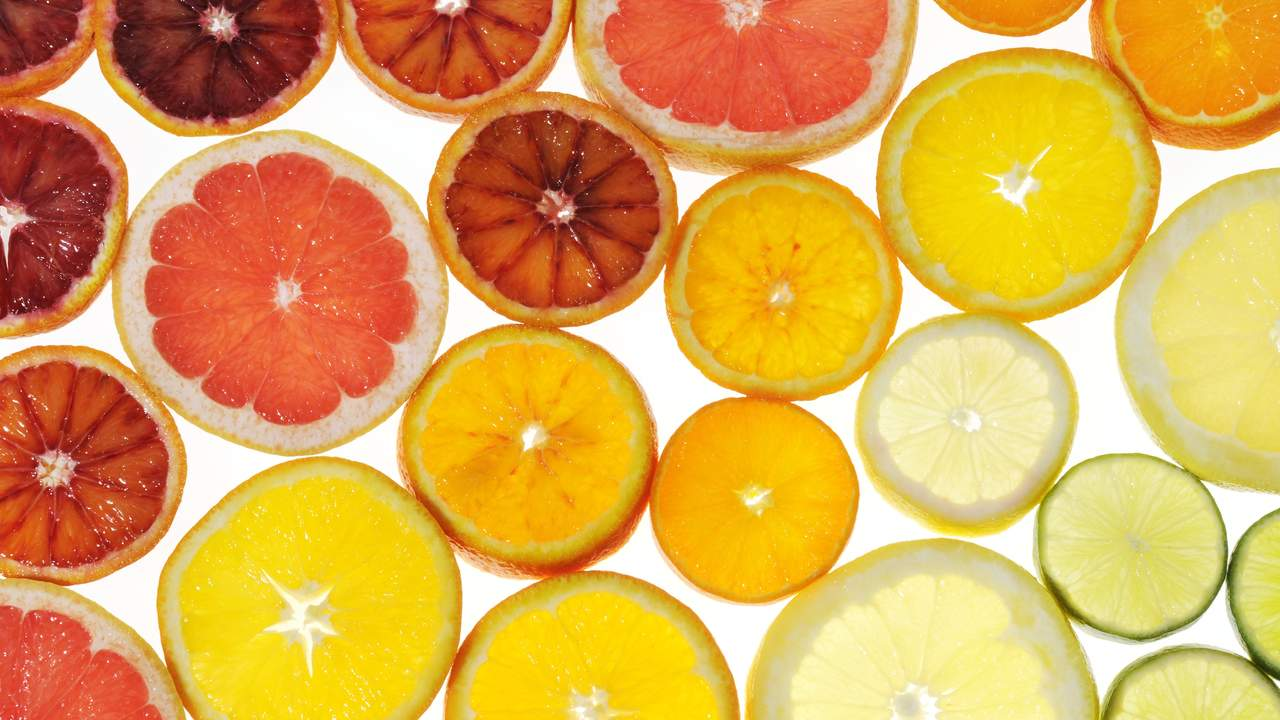 citrus fruits migraine