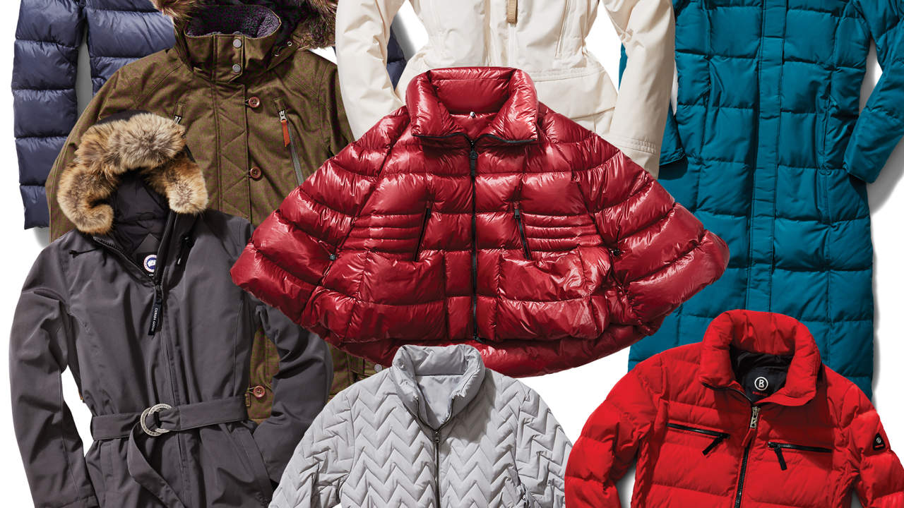 15 Warm Down Jackets That Are Also Super Stylish