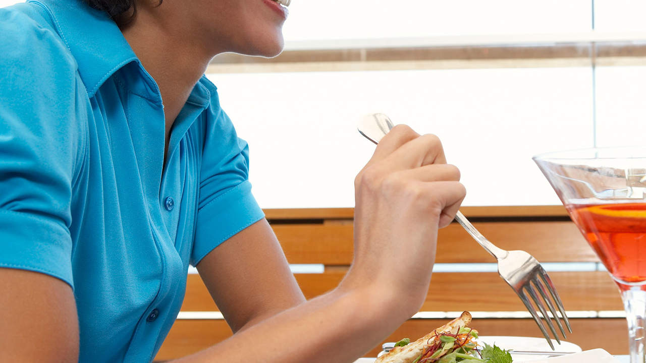 eat your meals without distractions