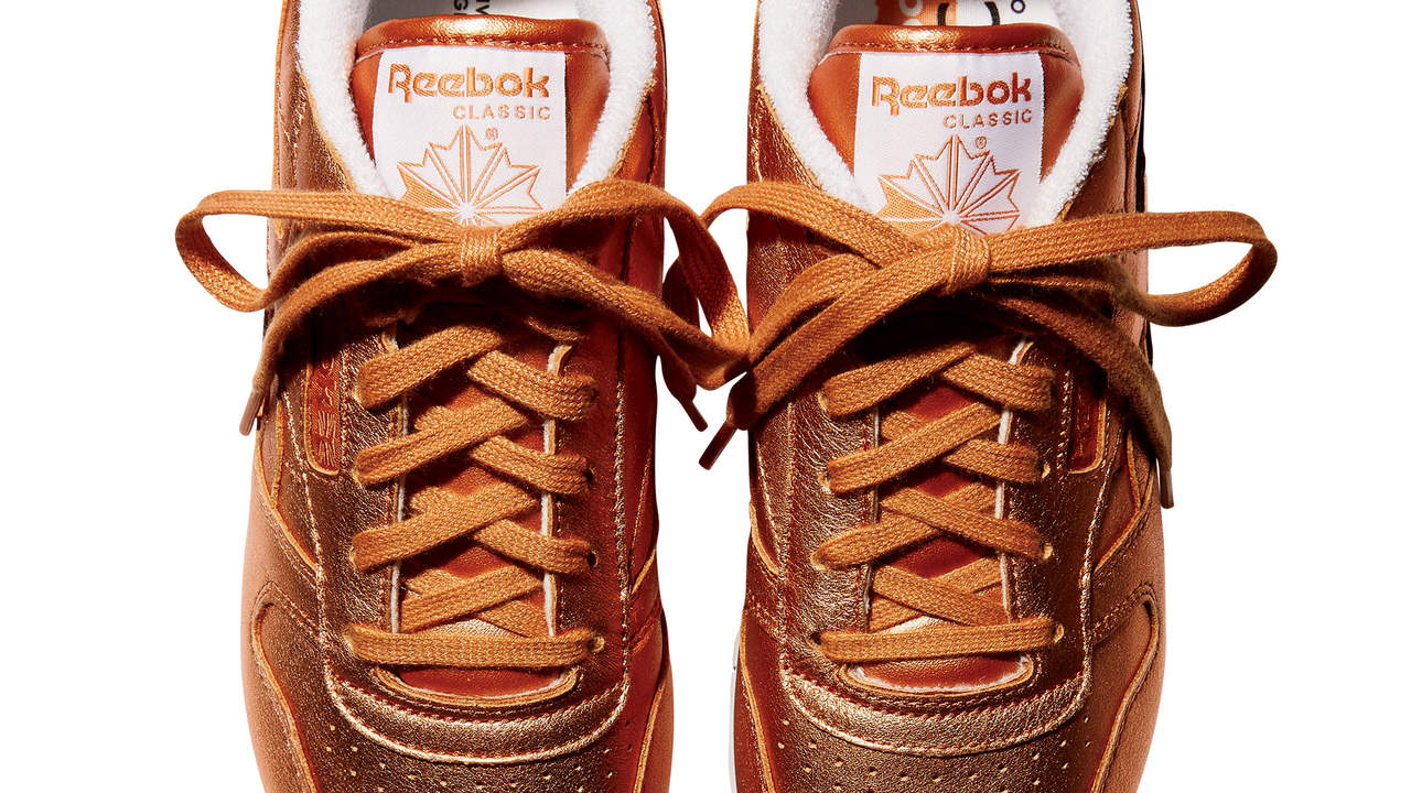 f06681229958df Reebok X FACE Stockholm Classic Leather Spirit sneakers