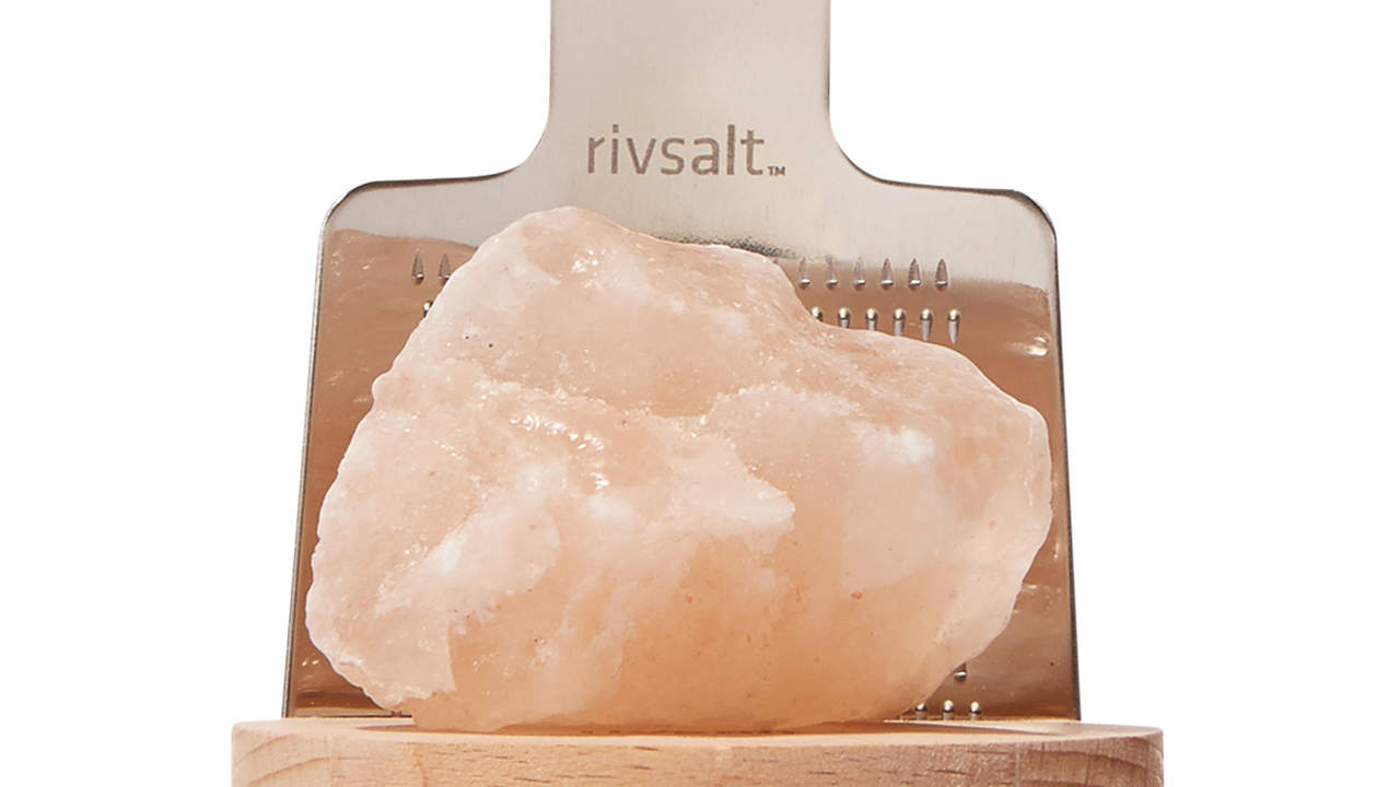 Himalayan Rock Salt and Grater