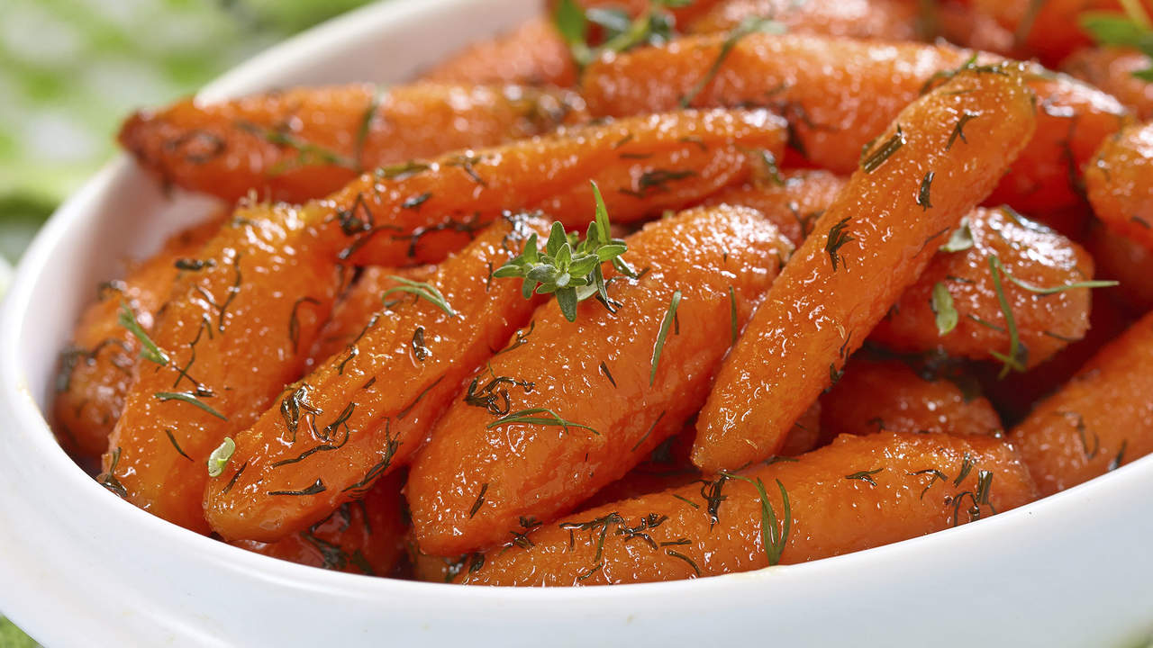 skip glazing your carrots