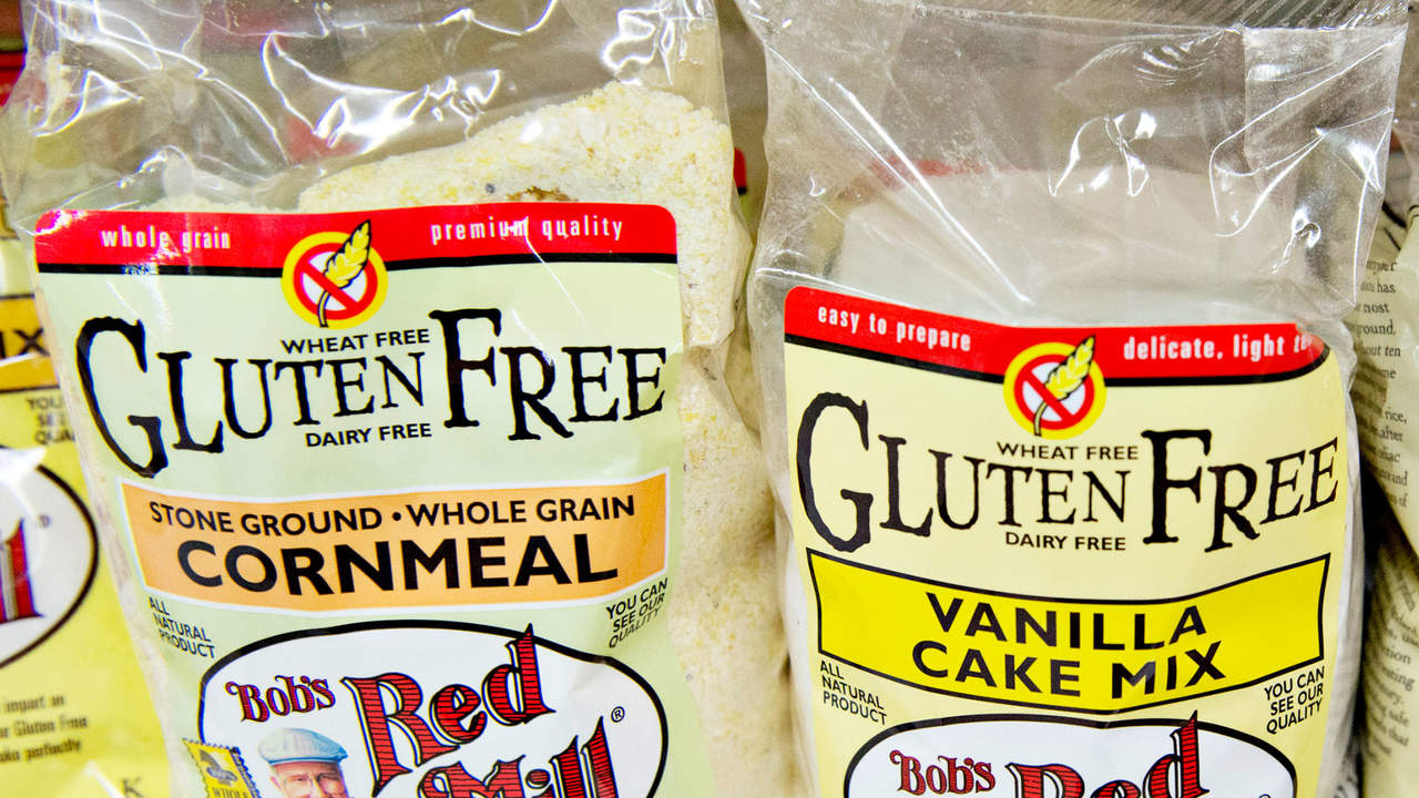 do not be afraid of eating gluten