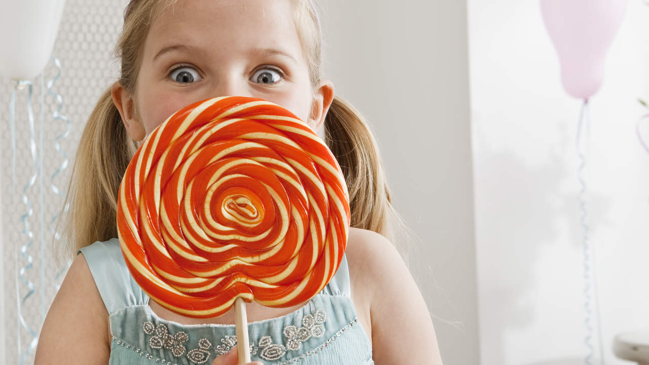 Raise a Healthier Child reward and candy
