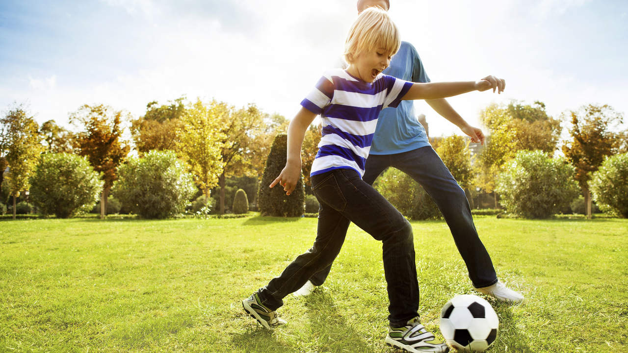 Raise a Healthier Child exercise fun