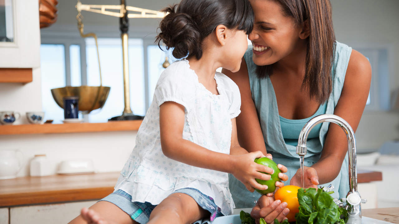 Raise a Healthier Child family involved