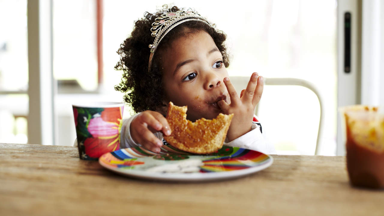 Raise a Healthier Child healthy snacks