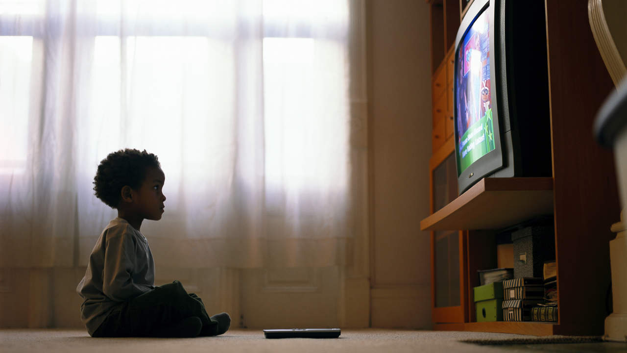 Raise a Healthier Child tv limit