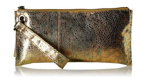 HOBO Vintage Vida Clutch in Halo Stingray