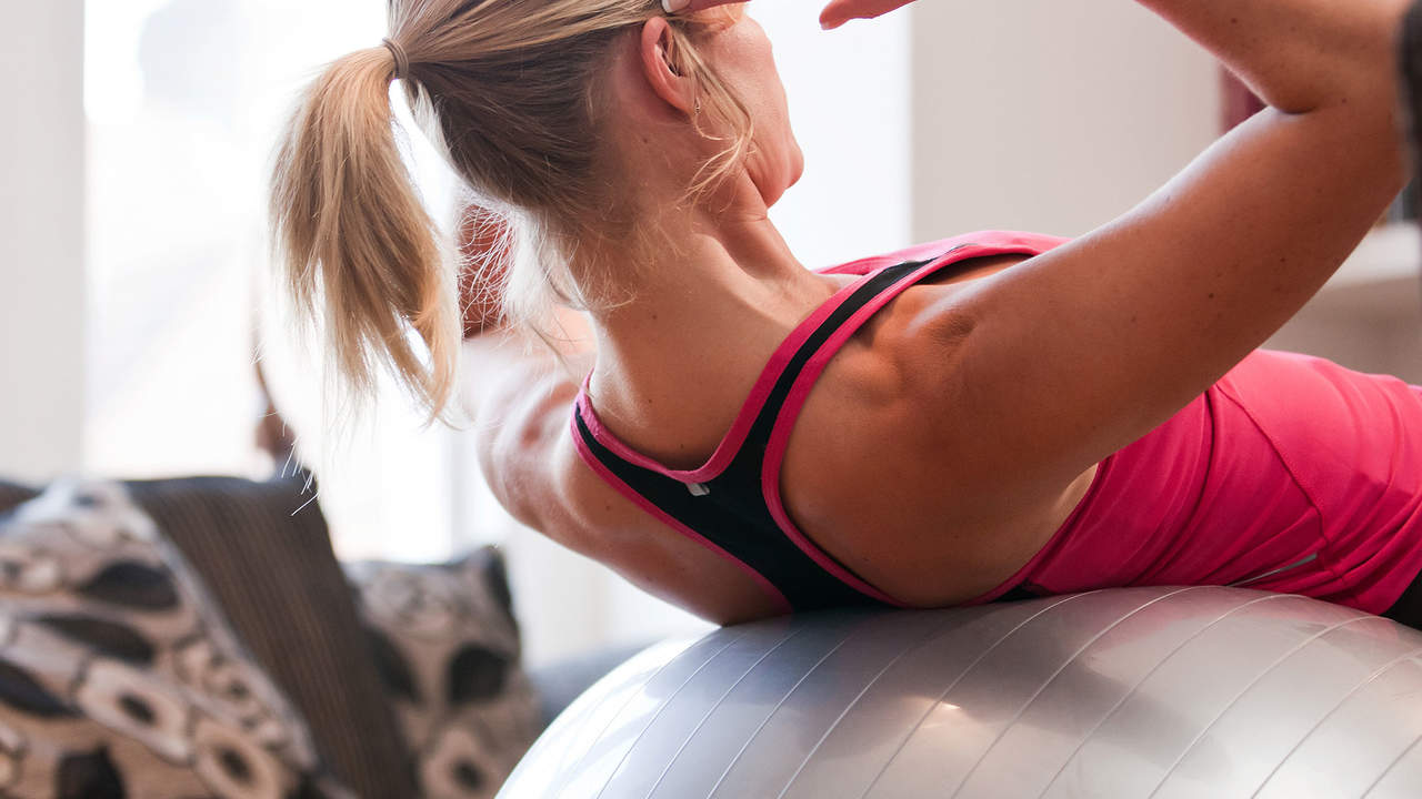 Try an at-home HIIT workout