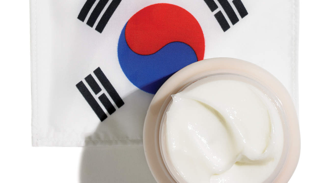 Korean massage creams