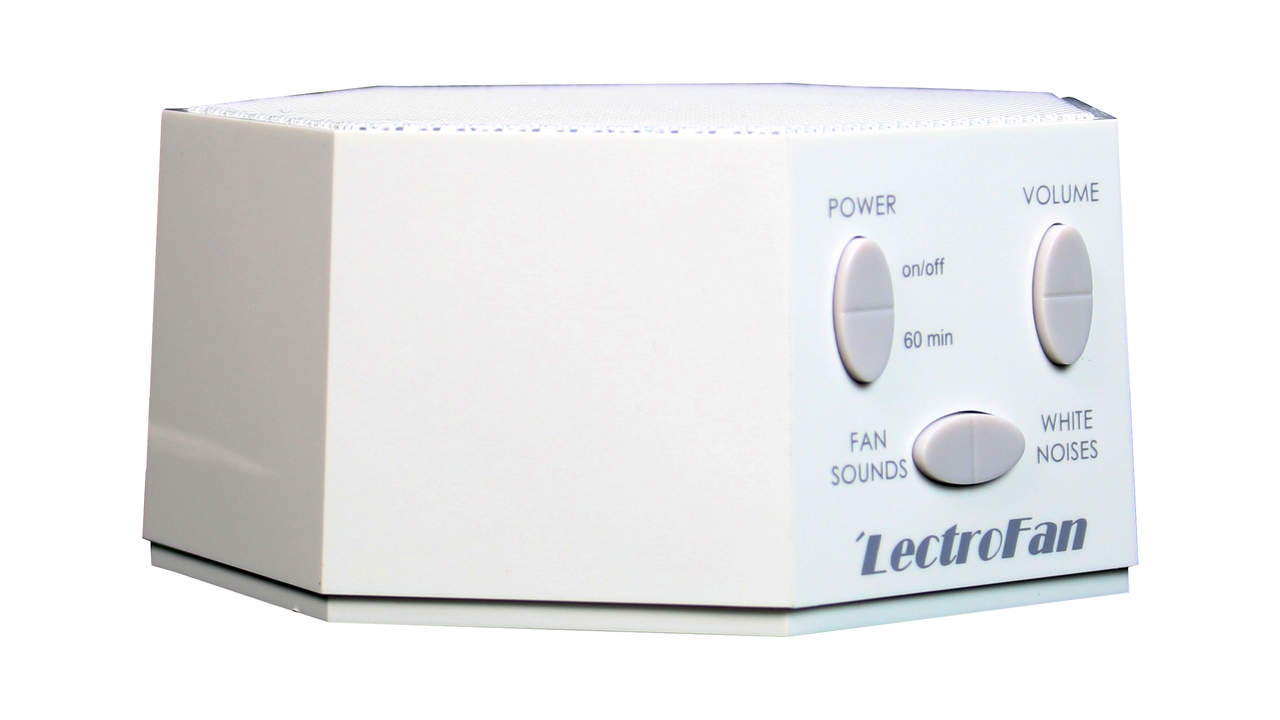 For dynamic sound: LectroFan