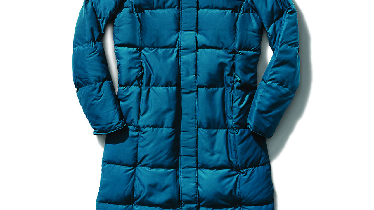 LL Bean Ultrawarm Long Coat