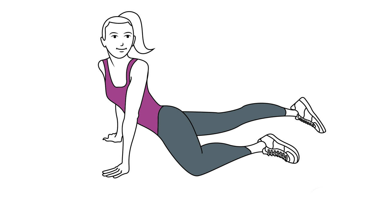 lower back pain stretches