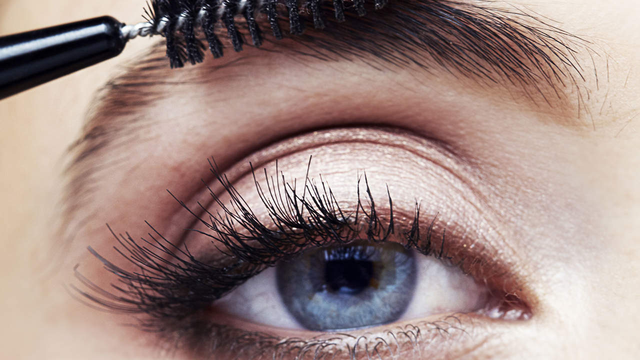 If you always wear: Low-key mascara