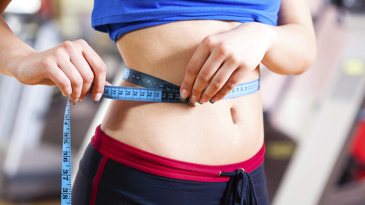 measure body weight percentage loss